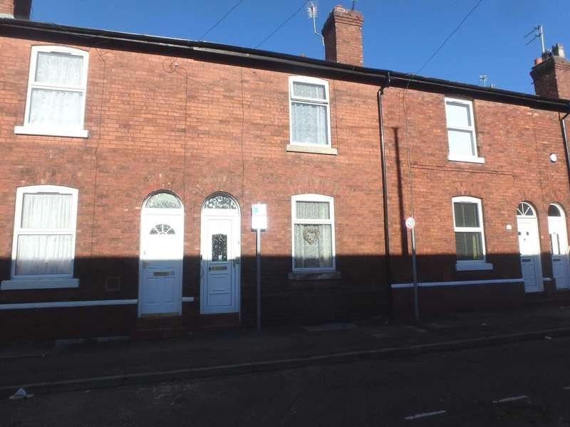3 Bedrooms Terraced House for sale in Thynne Street, Warrington