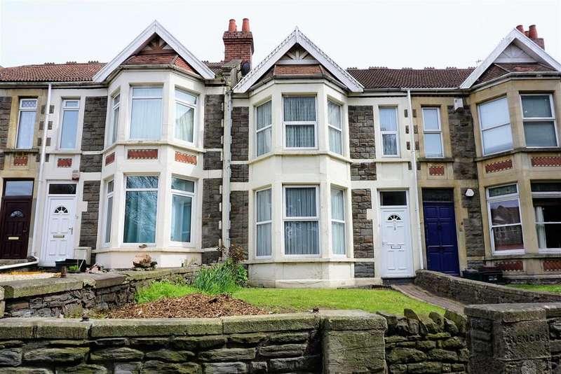 3 Bedrooms Terraced House for sale in Grove Park, Brislington, Bristol