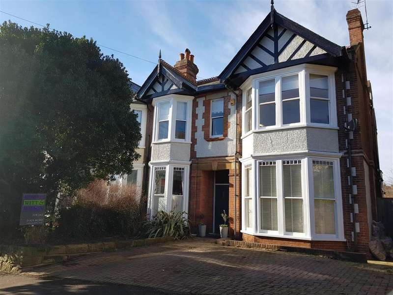 5 Bedrooms Semi Detached House for sale in Cloudesley Road, St. Leonards-On-Sea