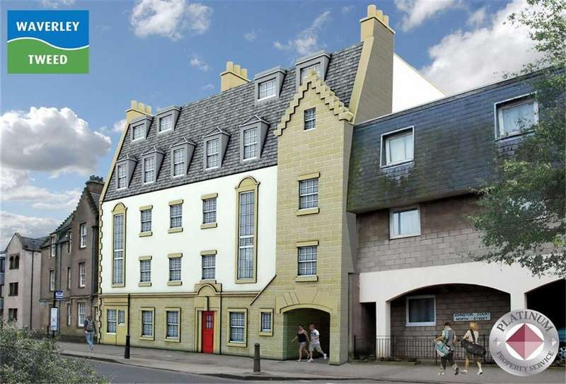 2 Bedrooms Flat for sale in Flat 9, Penthouse Floor, Front Block, Century Court, St Andrews, Fife, KY16