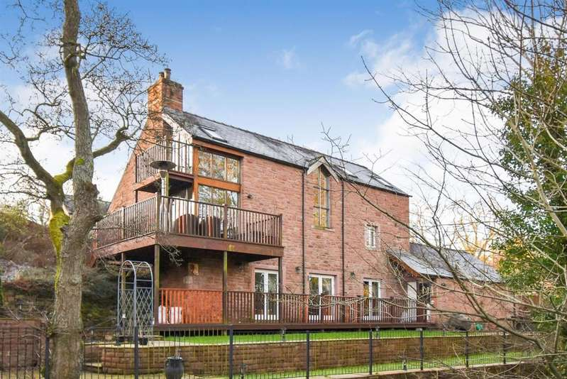 4 Bedrooms Detached House for sale in The Grange, Ivegill, Carlisle