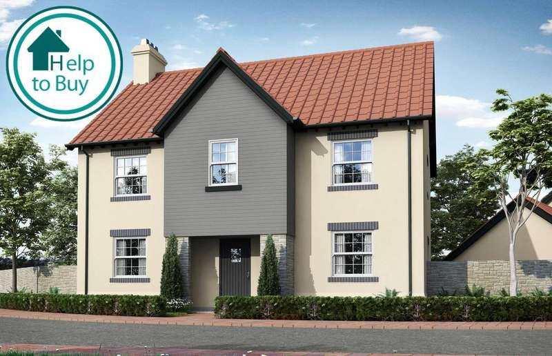 4 Bedrooms Detached House for sale in Ilfracombe Road, West Down