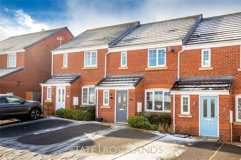 3 Bedrooms Terraced House for sale in Ffordd Yr Ysgol, Flint, Flintshire, CH6