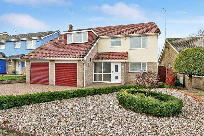 4 Bedrooms House for sale in Heathfields, Colchester