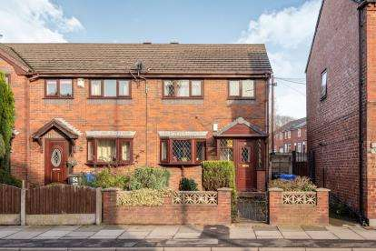 3 Bedrooms End Of Terrace House for sale in Victoria Road, Dukinfield, Greater Manchester