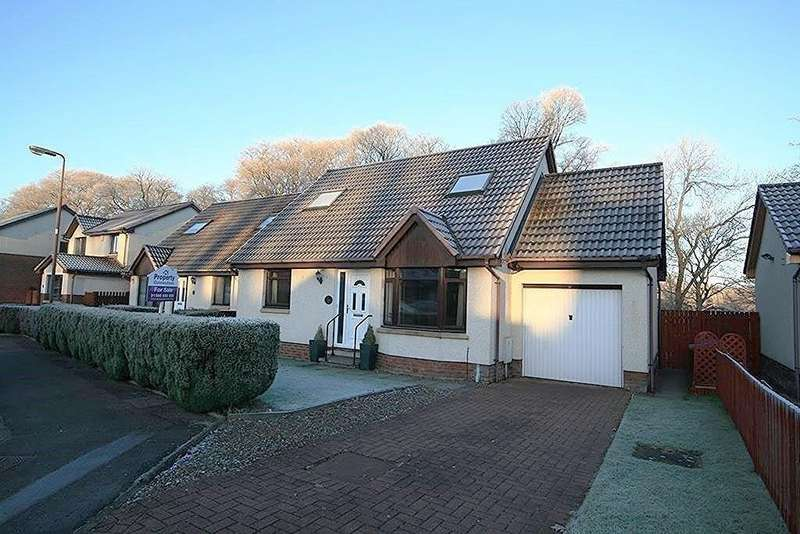 4 Bedrooms Detached House for sale in Kaims Grove, Livingston Village