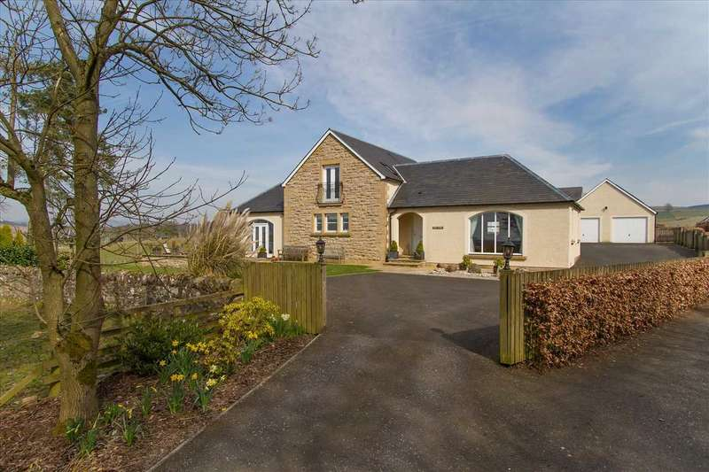5 Bedrooms Detached House for sale in Ochil Lodge, 1 Tethyknowe Steading, Dollar