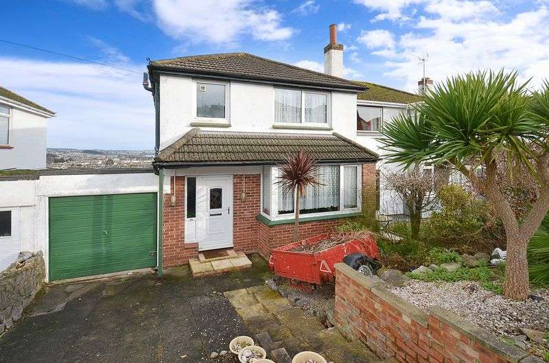 3 Bedrooms Property for sale in Penwill Way, Paignton