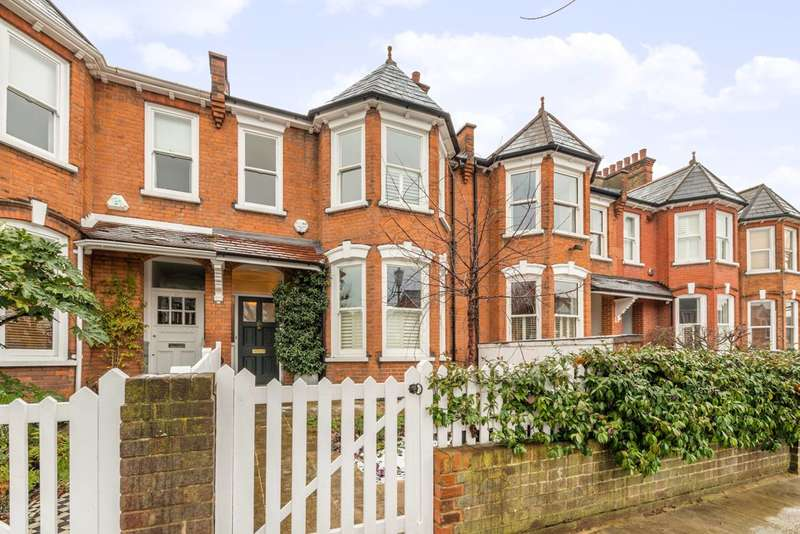 5 Bedrooms House for sale in Highlever Road, North Kensington, W10