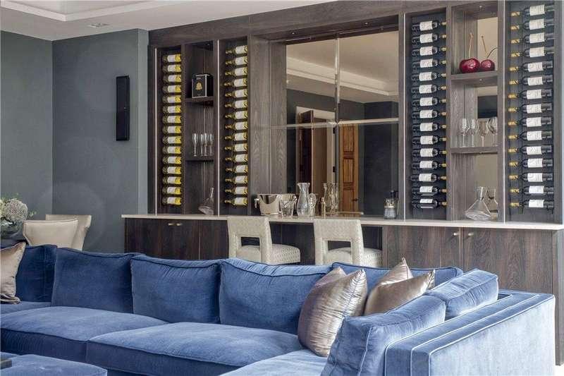 5 Bedrooms House for sale in Montem Terrace, Arterberry Road, SW20