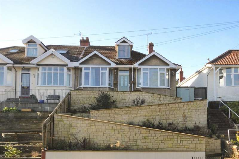 3 Bedrooms Bungalow for sale in Cairns Road, Westbury Park, Bristol, BS6