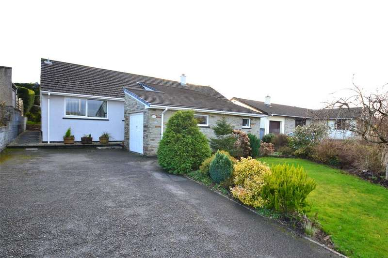 4 Bedrooms Detached Bungalow for sale in Homefield Park, Bodmin