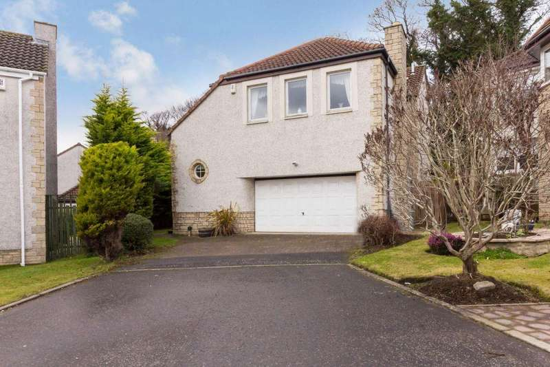 4 Bedrooms Detached Villa House for sale in 68 Lumsdaine Drive, Dalgety Bay, KY11 9YU