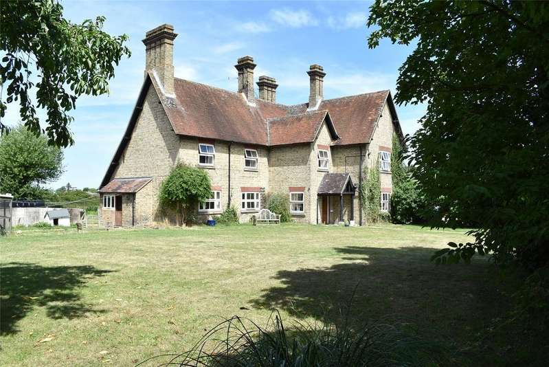 6 Bedrooms Detached House for sale in Ford End, Ivinghoe