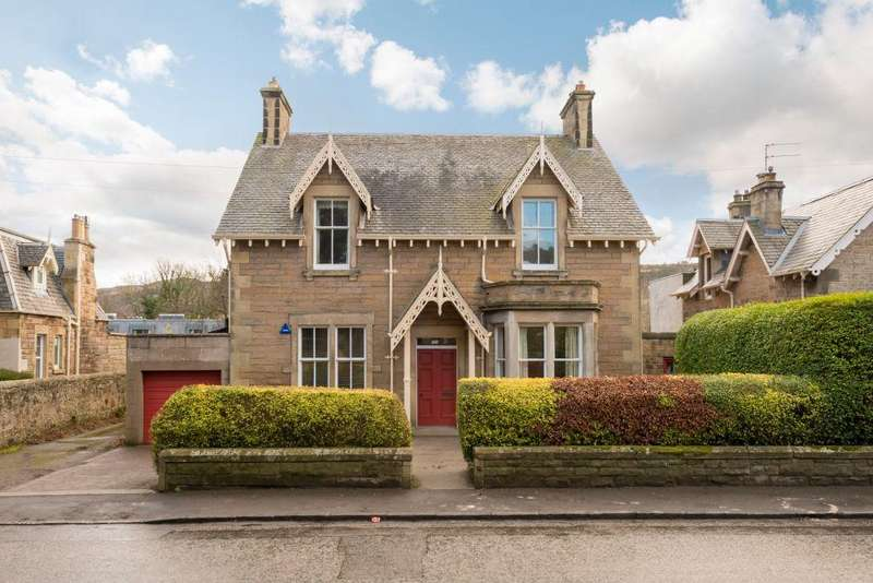 4 Bedrooms Detached House for sale in 495 Lanark Road, Juniper Green, EH14 5DQ