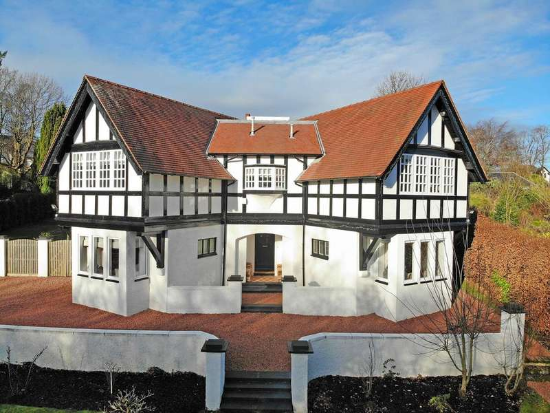 5 Bedrooms Detached House for sale in The Gables South Avenue, Paisley, PA2 7SP