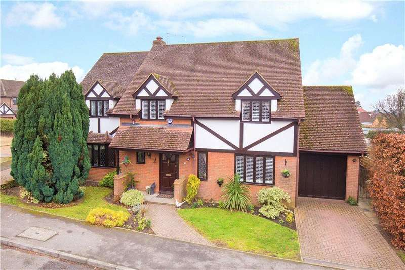 4 Bedrooms Detached House for sale in Berndene Rise, Princes Risborough, Buckinghamshire