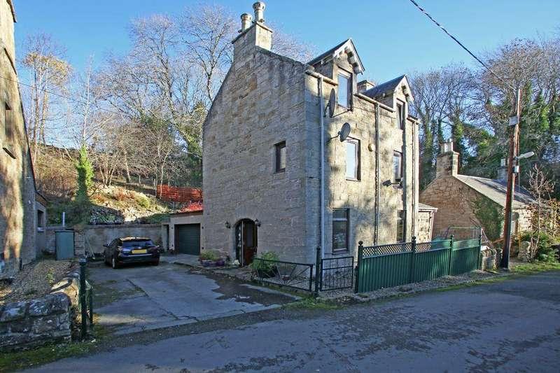 4 Bedrooms Detached House for sale in 5 Robertson Bank, Gorebridge, EH23 4JT