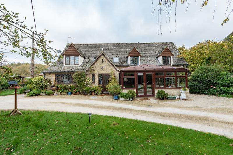 4 Bedrooms Detached House for sale in Daniel Wood, Cote, Bampton, Oxfordshire