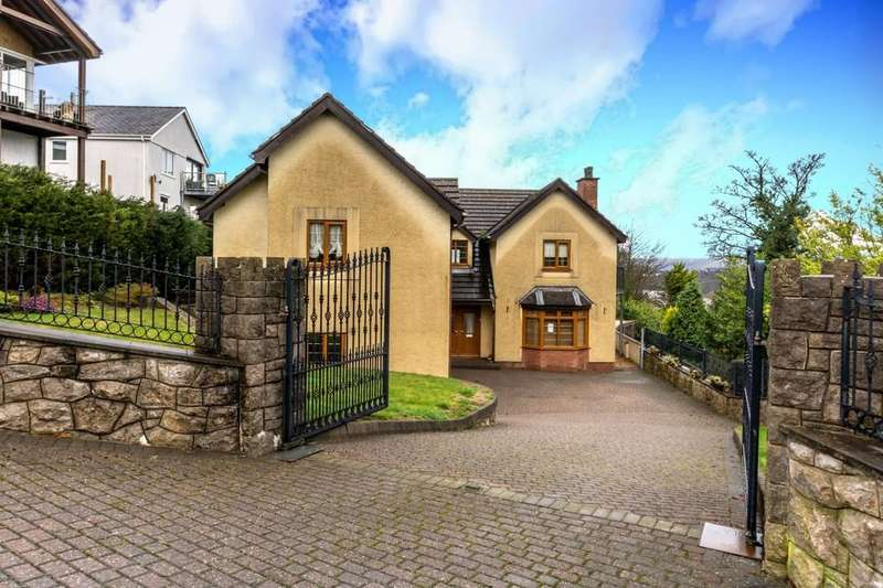4 Bedrooms Detached House for sale in Druid Road, Menai Bridge, Isle of Anglesey