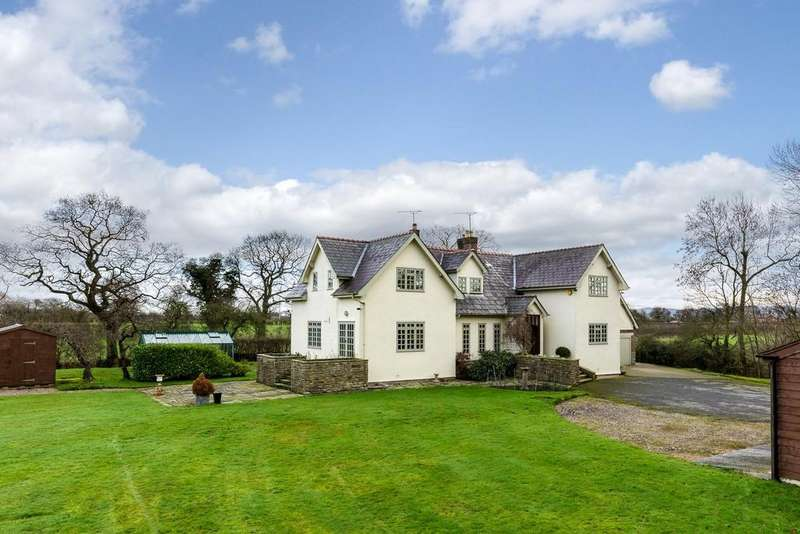 5 Bedrooms Detached House for sale in Strathmore House, Hatton Heath