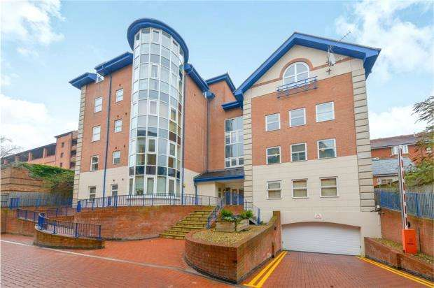 2 Bedrooms Apartment Flat for sale in London Road, St. Albans, Hertfordshire