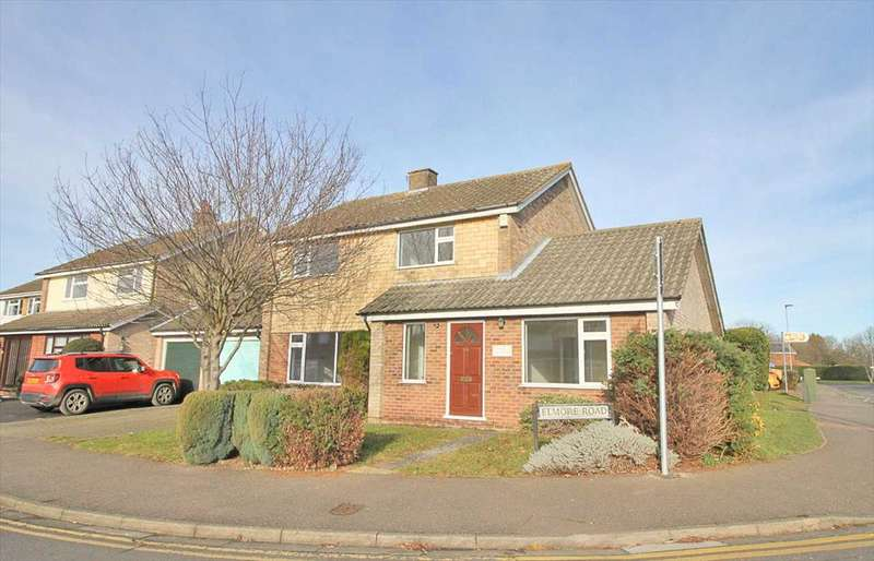 4 Bedrooms Detached House for sale in Elmore Road, Peterborough