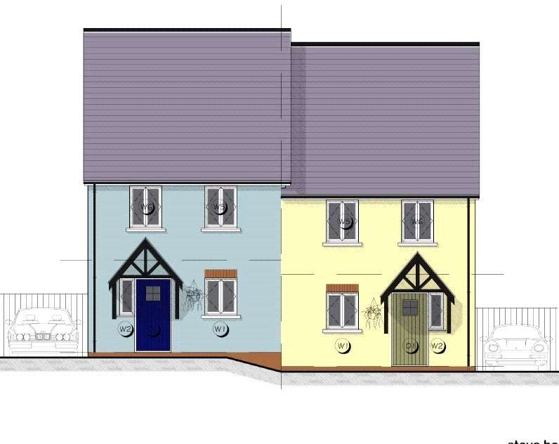 4 Bedrooms End Of Terrace House for sale in 6 Maes Yr Orsaf (The Cilgerran), Plot 6, Station Road, Narberth