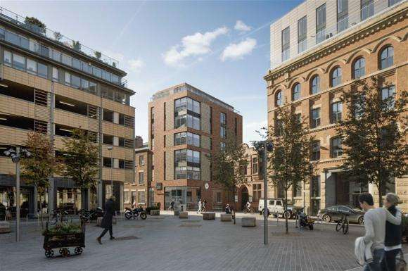 3 Bedrooms Property for sale in Cotton Square, Manchester