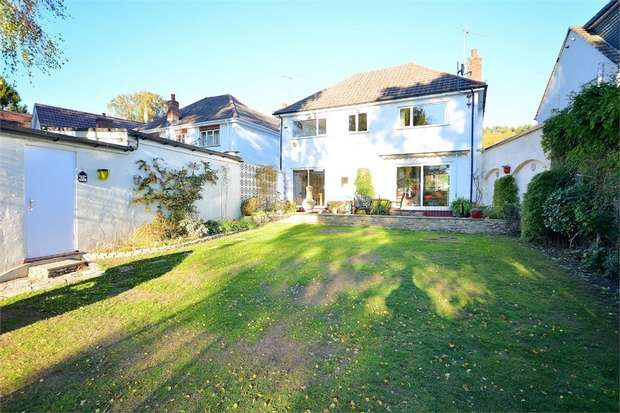 3 Bedrooms Detached House for sale in Branksome Hill Road, Talbot Woods, Bournemouth