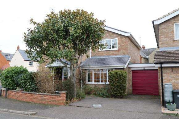 4 Bedrooms Property for sale in Hall End Close, Maulden, Bedford