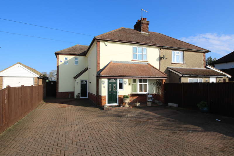 5 Bedrooms Semi Detached House for sale in Church End, Renhold, MK41