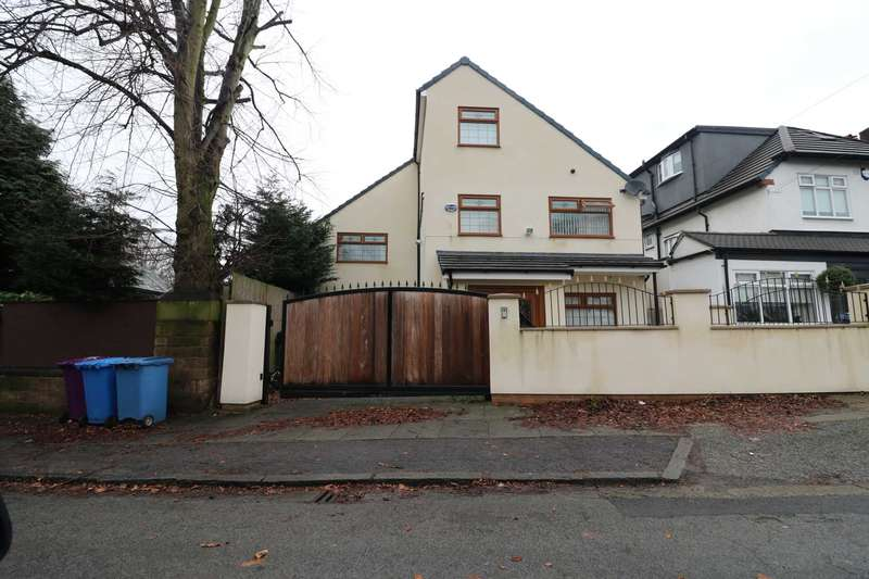 5 Bedrooms Detached House for rent in Druidsville Road, Mossley Hill