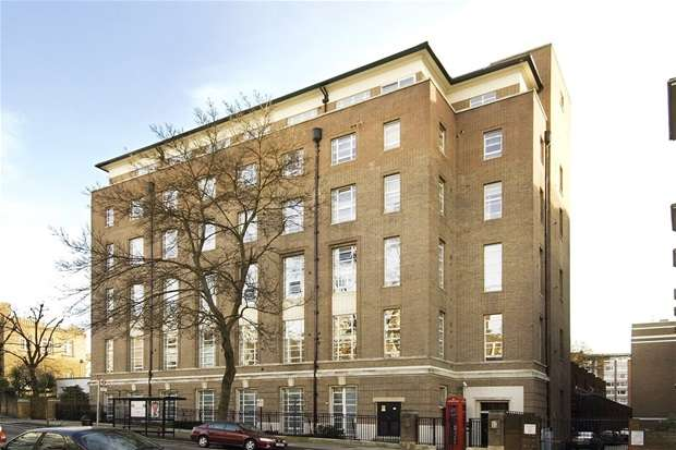 2 Bedrooms Flat for sale in The Yoo Building, Hall Road
