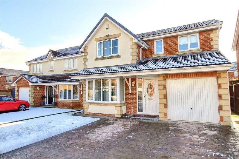 4 Bedrooms Detached House for sale in Landseer Drive, Wolviston Grange
