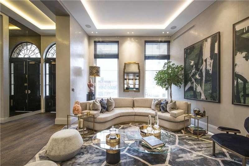 4 Bedrooms Flat for sale in 96 Portland Place, Marylebone, London, W1B
