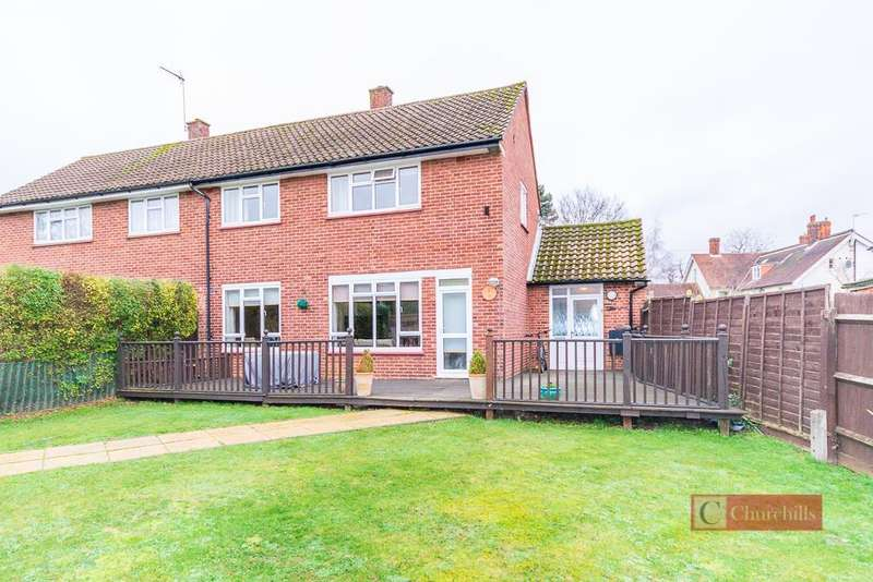 3 Bedrooms House for sale in Balsams Close, Hertford