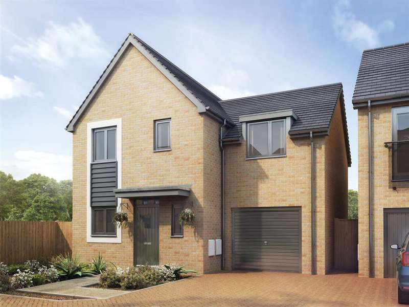 3 Bedrooms Detached House for sale in The Hallvard - Plot 190, Littlecombe, Dursley, GL11 4HR