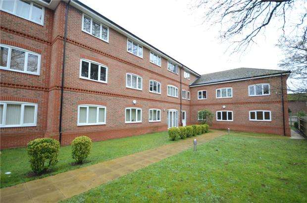 2 Bedrooms Apartment Flat for sale in Copper Beech Place, 130 Reading Road, Wokingham