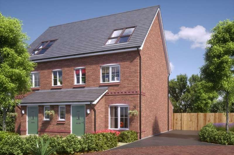 3 Bedrooms Semi Detached House for sale in The New Calder Makefing Road, Smethwick, B66