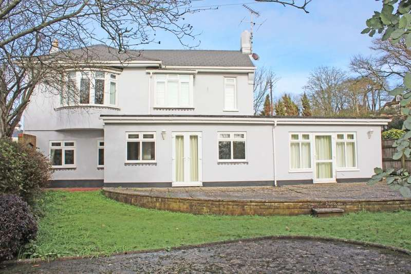 3 Bedrooms Detached House for sale in Millford Road, Sidmouth, EX10