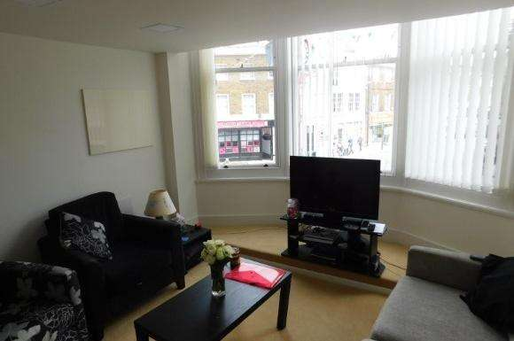 2 Bedrooms Flat for rent in High Street, Sheerness