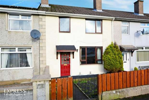 3 Bedrooms Terraced House for sale in Crebilly Road, Ballymena, County Antrim