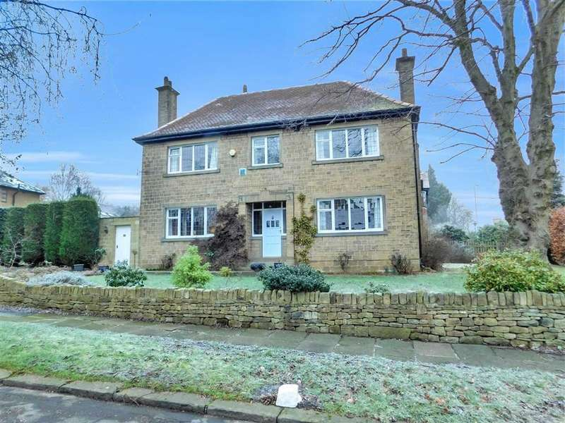 4 Bedrooms Detached House for sale in Vernon Avenue, Edgerton, Huddersfield