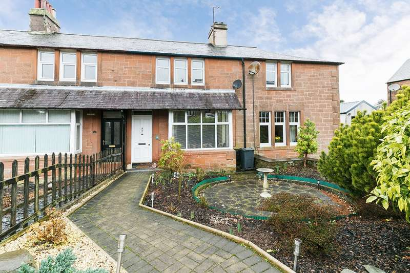 3 Bedrooms Terraced House for sale in Douglas Terrace, Lockerbie, DG11