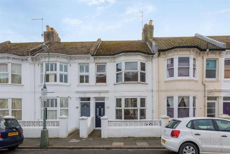 2 Bedrooms Terraced House for sale in Cowper Street, Hove