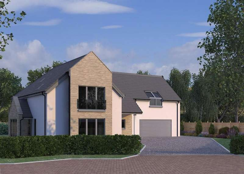 5 Bedrooms Detached House for sale in Plot 32, Forgan Drive, St. Andrews