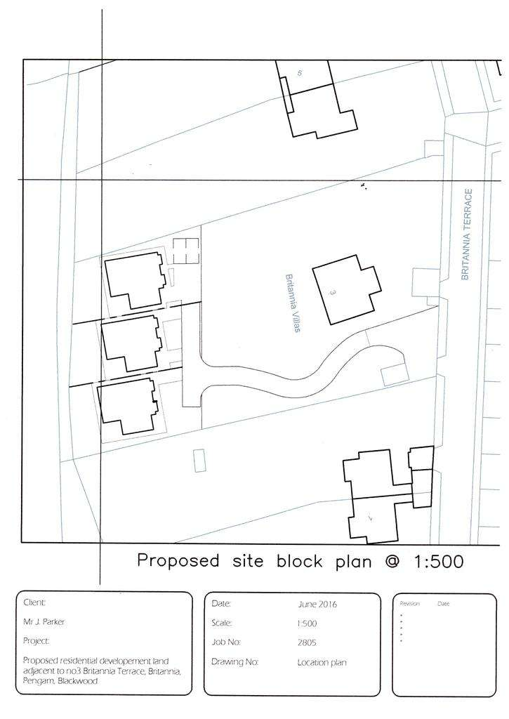 Land Commercial for sale in Brittannia Villas, Pengam NP12