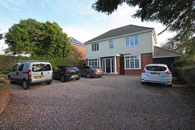 4 Bedrooms Detached House for sale in Hill Road, Portchester
