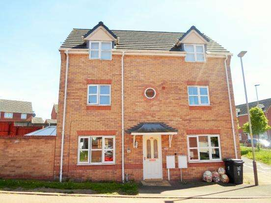 4 Bedrooms Detached House for sale in Hanworth Close LE5
